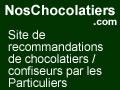 Trouvez les meilleures chocolateries, confiseries avec les avis clients sur Chocolatiers.NosAvis.com