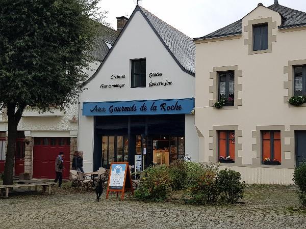 AUX GOURMETS DE LA ROCHE La Roche Bernard